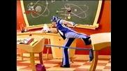 мързел град - 2x14 - хаос в училище - 2 част