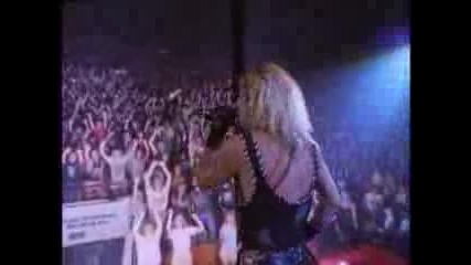 Motley Crue - Wildside (drums Tommy)