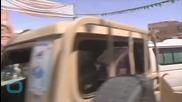 Suicide Blasts Kill Dozens During Friday Prayers