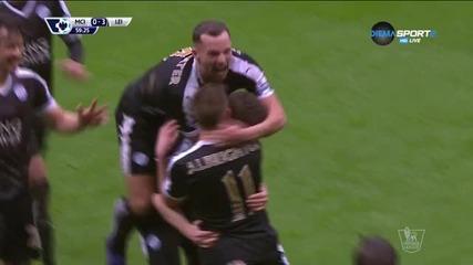 Ман Сити на колене, Лестър наниза трети гол