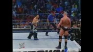 Brock Lesnar And Tajiri Vs. Edge And Rey Mysterio