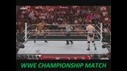 Wwe - най-бързата победа на Sheamus