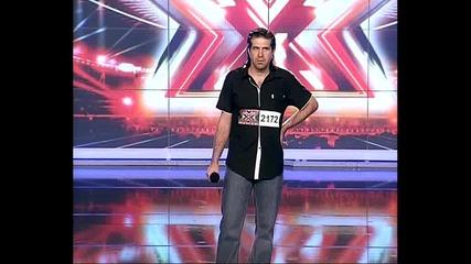 Участник уплаши Поли Генова - X Factor Bulgaria