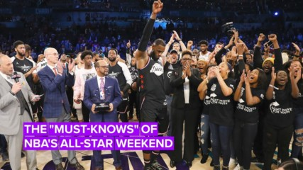 What you can expect from the NBA All-Star Weekend