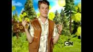 Cartoon Network Скандинавия - Реклами и шапки (август 2013)