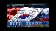 Serbian Vs Russian Ultras