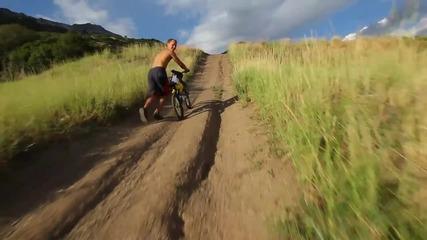 Големи скокове с колело [ H D 720p ]