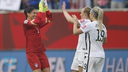 USA Tops Australia in Women's World Cup Opener