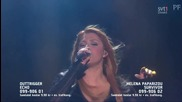 Helena Paparizou - Survivor Duel Performance at Andra Chansen show Sweden