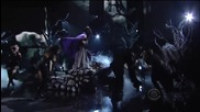 Katy Perry Dark Horse Witch Performance Grammys 2014