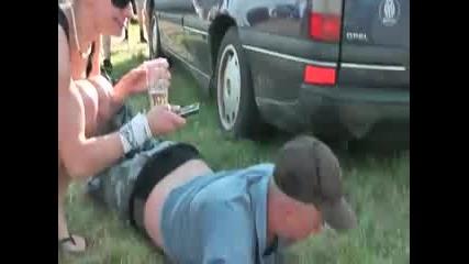 На това му се вика пиян