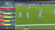 Италия: Най-добрите голове от 33 кръг