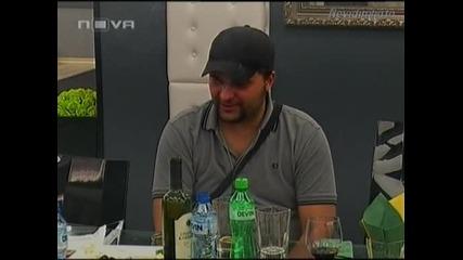 Vip Brother 3 - Мария Бясна На Мързеланите И Псува Наред!