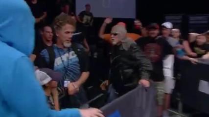 Scott Steiner returns to Impact Wrestling 2017