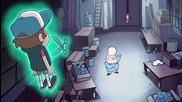 Тайните на Гравити Фолс Сезон 1 Епизод 4 The Hand That Rocks the Mabel английско аудио