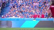 Исландия 2 - 1 Австрия ( 22/06/2016 ) ( Евро 2016 )