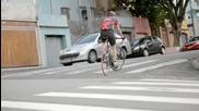 Eric de Castro - 72 anos de idade e 5 anos como ciclista!