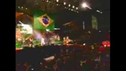 Dvd Live In Rio - Rebelde