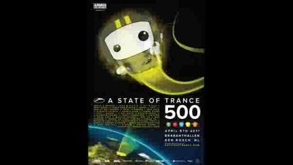 A State of Trance 500 Day 4 - Gareth Emery Part 1