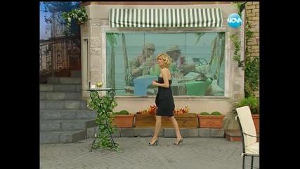 Специална среща на морския бряг с Цецо Елвиса - На кафе 18.07.2014