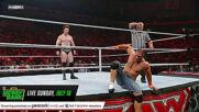Sheamus vs. John Cena - WWE Title Match: Raw, June 21, 2010 (Full Match)