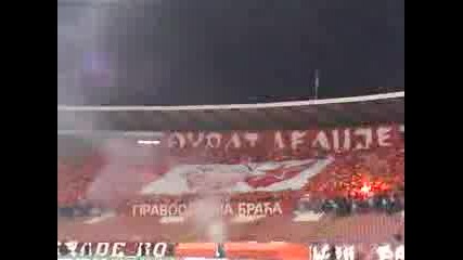 Delije Red Star Belgrade - Ofk Belgrade