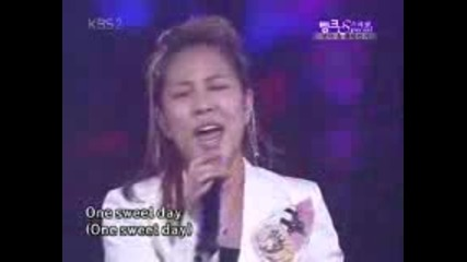 Dbsk Ft. Boa* - One Sweet Day