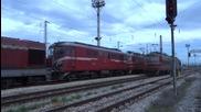 Локомотивен влак