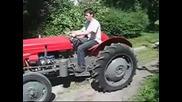 [sportowy traktor ]
