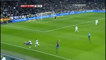 Мръсната игра на Реал Мадрид срещу Барселона