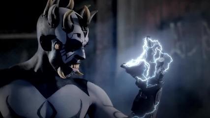 Spider-man vs Darth Maul - Alternate Ending - Super Power Beat Down