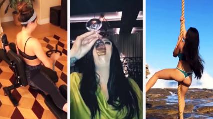 Жени избухват със смешни гафове - Минутка смях