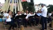 Бургаски духов оркестър на открито - юли 2018