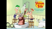 Gitchee Gitchee Goo (extended Version) - Phineas and Ferb