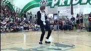 Момче танцува като Майкъл Джексън - 2014