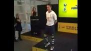 Tottenham Hotspurs New Kits 08 - 09
