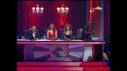 Dancing Stars - Михаела Филева и Светльо суинг (22.04.2014г.)