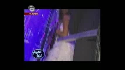 Music Idol 3 - 21.04.09г. - Концерта на Застрашените - Магдалена!