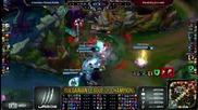 BLC #1 - Enemies Stand Aside vs Pandata ni e mid