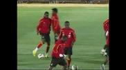 Ето`О стана за четвърти път футболист на Африка