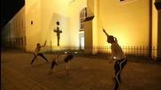 Момичета показват че скачането на въже е красиво изкуство !