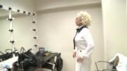Lepa Brena - Бекстейдж на промоцията на новия - 28.11.2017