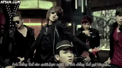 [vietsub] Crazy - Teen Top ( with 4minutes Sohyun )