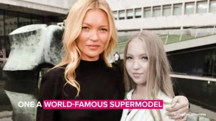 Дъщерята на Кейт Мос става на 18!