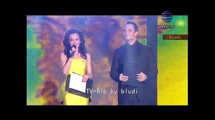Преслава - Най - добра певица на годината на Тв Планета