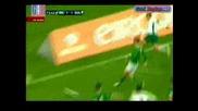 Ейре 1:1 България гол на Стилян Петров
