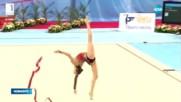 Четири медала за Владинова, един за Тасева