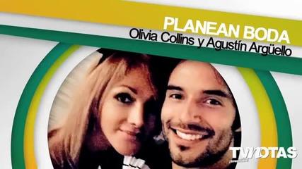 Ale Lazcano Feliz,mande de la Parra Enamorado,olivia Collins Planea Boda,gwyneth Paltrow Reto.