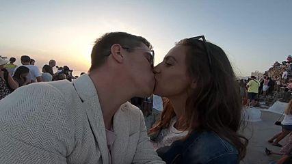 Приключението Санторини 04 - Вижте защо залезът в Ия е толкова прекрасен