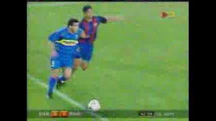 Barcelona Yedi Gola Ot Boca Juniors